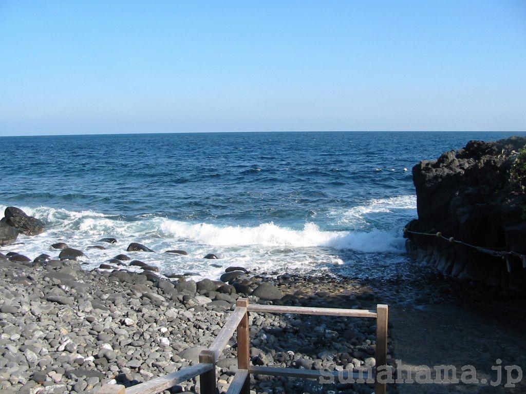 伊豆海洋公園のエントリー口 1024×768