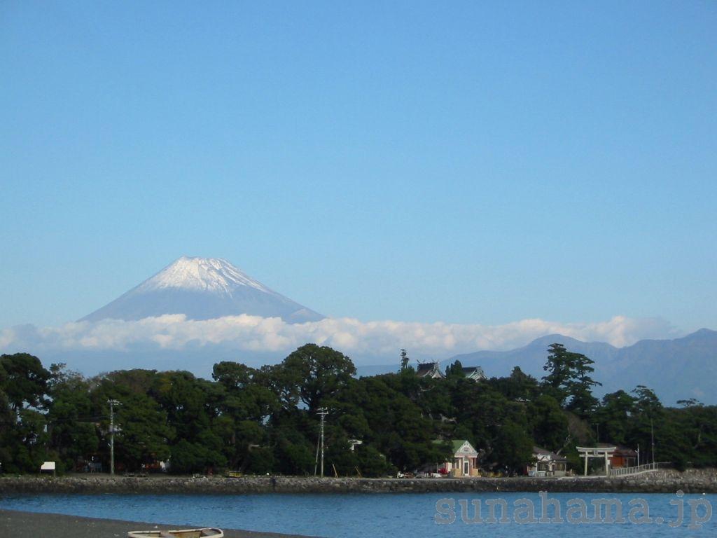 富士山 1024×768