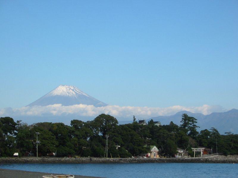 富士山 800×600